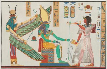 satanism and egyptian