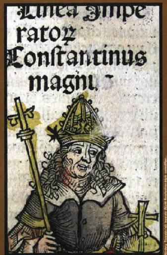 I. Konstantin veya Büyük Konstantin