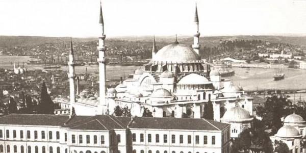süleymaniye-camii-nasıl-yapildi