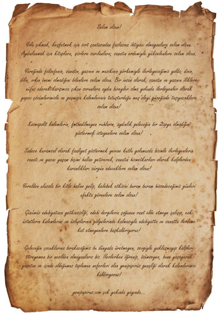 yenipapirus